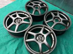 Black Racing. 6.5x16, 4x100.00, ET45, ЦО 73,0 мм.