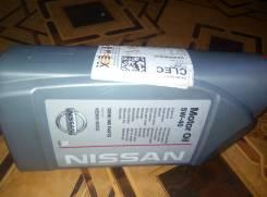 Nissan. Вязкость 5W-40, синтетическое
