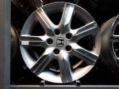 Honda. 6.0x16, 5x114.30, ET50, ЦО 64,1мм.