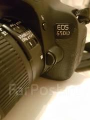 Canon EOS 650D. 15 - 19.9 Мп, зум: 14х и более