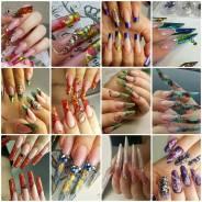 Наращивание ногтей Гель-лак Маникюр Парафинотерапия Черниговка