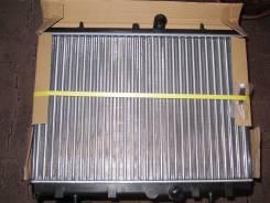 Радиатор охлаждения двигателя. Peugeot 407, 6D Citroen Berlingo Citroen C4 Citroen C5