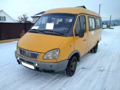 ГАЗ 322132. Продам ГАЗ-322132, 2 700 куб. см., 15 мест