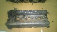 Крышка головки блока цилиндров. Nissan Maxima Двигатель VQ30DE