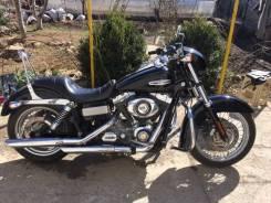 Harley-Davidson Dyna Super Glide Custom FXDC. исправен, птс, с пробегом