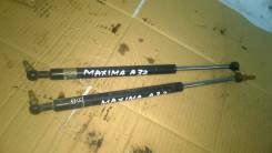 Амортизатор капота. Nissan Maxima Nissan Cefiro, HA32, A32, WHA32, WPA32, WA32 Двигатель VQ30DE
