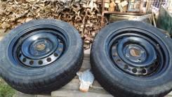 """15"""" штампы колёса 4*114. x15 4x114.30 ЦО 65,0мм."""