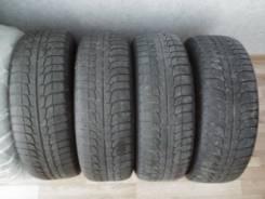 Michelin X-Ice FL. Зимние, без шипов, износ: 70%, 4 шт
