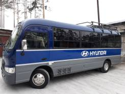 Hyundai County. Автобус, 3 900 куб. см., 27 мест