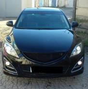 Решетка радиатора. Mazda Mazda6, GJ Двигатели: PEVPS, PYVPS, SHVPTS