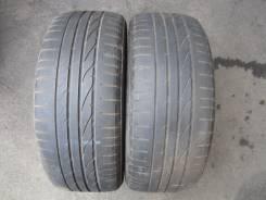 Bridgestone Potenza RE050A. Летние, износ: 50%, 2 шт