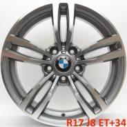 BMW. 8.0x17, 5x120.00, ET34, ЦО 72,6мм.