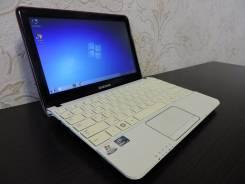 """Samsung NC110. 10.1"""", 1,7ГГц, ОЗУ 2048 Мб, диск 320 Гб, WiFi, Bluetooth, аккумулятор на 5 ч."""