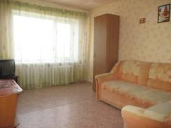 1-комнатная, улица Академика Курчатова 4. морковка, агентство, 36 кв.м.