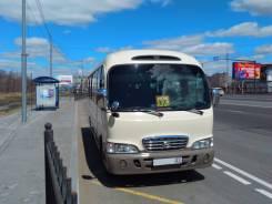 Пассажирские перевозки автобусами 24 места