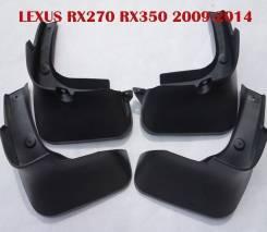 Брызговики. Lexus RX270 Lexus RX450h Lexus RX350
