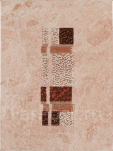 Каменный цветок шахтинская плитка коричневый