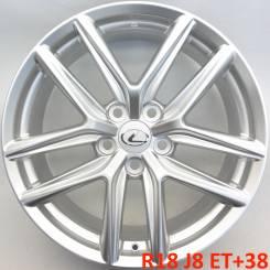 Lexus. 8.0x18, 5x114.30, ET38, ЦО 60,1мм.