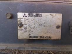 Двигатель в сборе. Mitsubishi Diamante, F12A Двигатель 6A12