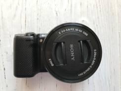 Sony Alpha NEX-5T Kit. 15 - 19.9 Мп, зум: 10х