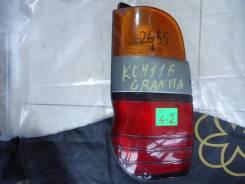 Стоп-сигнал. Toyota Granvia, RCH11, KCH16, KCH10, KCH10W, KCH16W, RCH11W, VCH16, VCH16W Toyota Grand Hiace, KCH16, KCH10, RCH11 Двигатели: 1KZTE, 3RZF...