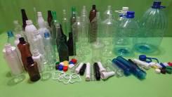 Производство ПЭТ-тары (широкий ассортимент пластиковых бутылок).