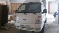 Kia Bongo III. KIA Bongo III 4WD фургон, 2 900 куб. см., 1 000 кг.