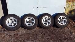 Продам колеса на Эскудо, Джимини, УАЗ, Нива, Рокки. 139.7-5H. 7.0x15 5x139.70 ET-13 ЦО 107,0мм.