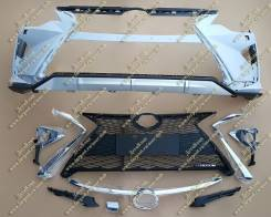 Решетка бамперная. Toyota Camry