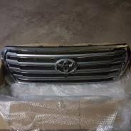 Решетка радиатора. Toyota Land Cruiser, VDJ200, URJ202W, GRJ200, URJ200, URJ202, UZJ200