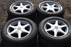 Miles 5*100/5*114,3 R15 205/65 Bridgestone. 6.5x15 5x100.00, 5x114.30 ET48 ЦО 72,0мм.