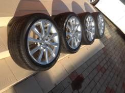 Toyota. 8.0x18, 5x114.30, ET45, ЦО 60,1мм.