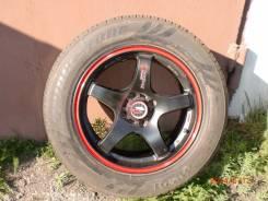 Продам шины на литье. x15