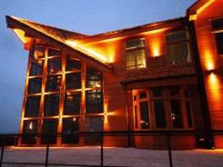 Светильники архитектурные и фасадные. Под заказ