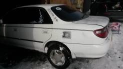 Лючок топливного бака. Toyota Carina, AT191 Двигатель 7AFE