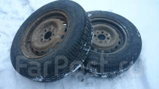 Пара колёс 2106. 5.0x13 4x98.00