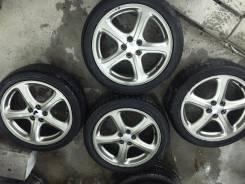 Продам комплект колёс. 7.5x17 3x98.00, 5x100.00 ET45 ЦО 56,1мм.