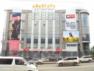Размещение рекламы на светодиодных уличных экранах