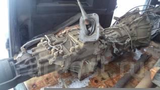 АКПП. Mitsubishi Pajero Двигатель 4D56