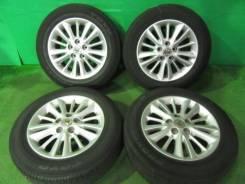 Комплект литых колес Crown180 с летней резиной 215/60R-16 Toyo. 7.0x16 5x114.30 ET50 ЦО 60,0мм.