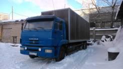 Камаз 65117. Изотермический фургон, 6 700 куб. см., 15 000 кг.
