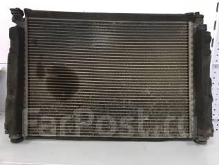Радиатор охлаждения двигателя. Ford Fiesta, CBK Ford Fusion, CBK