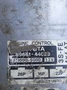 Блок управления двс. Toyota Ipsum, SXM15 Двигатель 3SFE