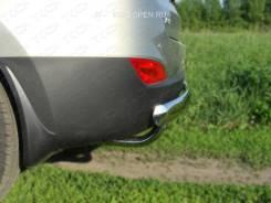 Защита бампера. Hyundai ix35, LM Двигатели: G4NA, D4HA, G4KD