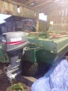 Казанка-5М. двигатель подвесной, бензин