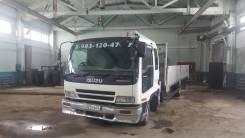 Isuzu Forward. Борт кран, 7 790 куб. см., 5 000 кг.