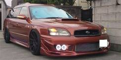Бампер. Subaru Legacy, BHC, BES, BH5, BHE, BE5, BEE, BH9, BE9