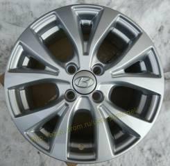 Hyundai Solaris. 6.0x15, 4x100.00, ET48, ЦО 54,1мм.