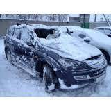 SsangYong Actyon Sports. SUV