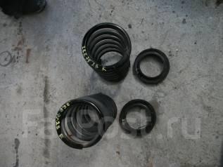 Пружина подвески. Toyota Voxy, ZRR75G, ZRR75W, ZRR75 Toyota Noah, ZRR75 Двигатели: 3ZRFE, 3ZRFAE